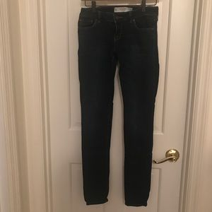 Abercrombie and Fitch, skinny jeans , size 26,31